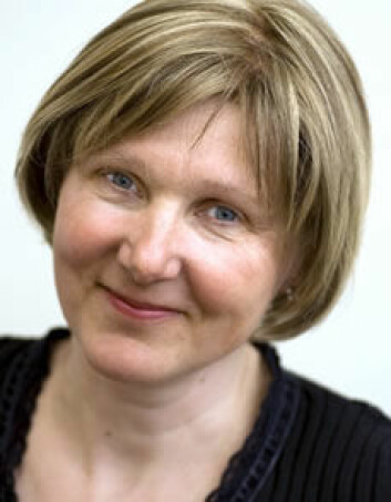 Forsker Inger Natvig Norderhaug (Foto: Kunnskapssenteret)