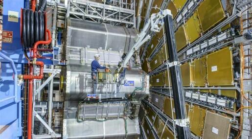 Nå kan hvem som helst oppdage higgsbosonet