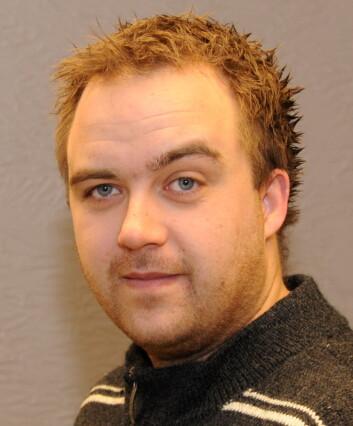 Jon Marius Vaag Iversen. (Foto: Morten Stene)