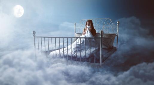 Drømmeforskere «snakket» med folk mens de drømte