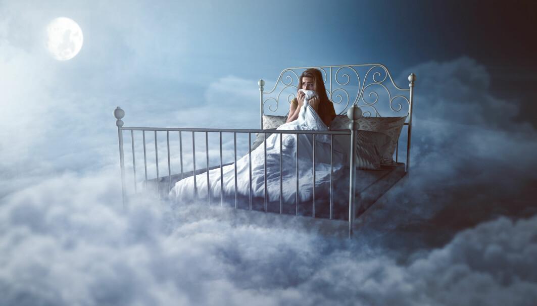 Har du noen ganger blitt klar over at du bare drømmer, og bestemt drømmens videre handling? Forskere har klart å kommunisere med klardrømmere.