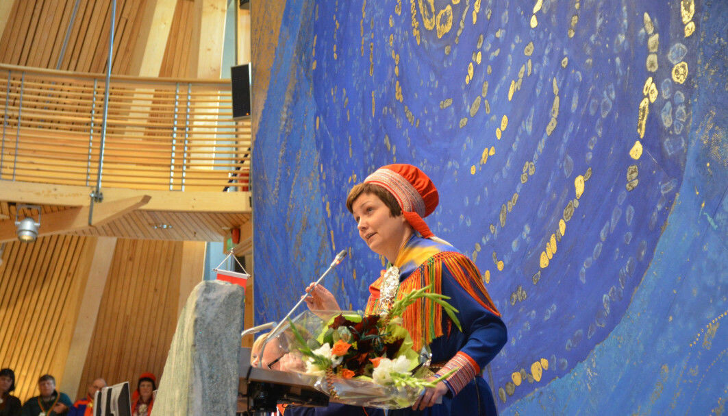When Aili Keskitalo, President of the Sami Parliament in Norway, address the Sami Parliament, the premise of her political impact differs from that of other Norwegian politicians, new research from the Department of Media and Communications at UiO concludes.