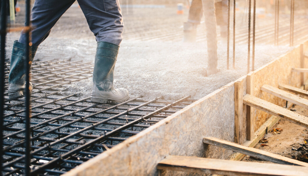 Concrete generates huge volumes of greenhouse gases. This is why researchers are looking into producing more eco-friendly forms of this important construction material.