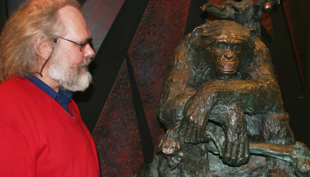 Darwin fyller år