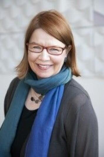 Liisa Husu er kjønnsforsker ved Ørebro Universitet i Sverige. (Foto: Svenska handelshøgskolan)