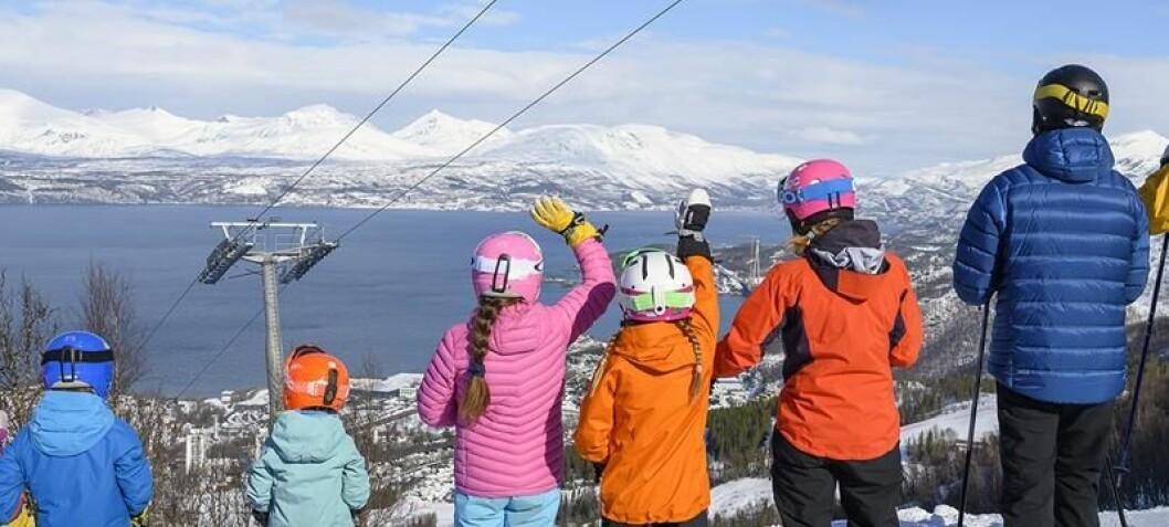 Dette mener de unge i sør om Nord-Norge