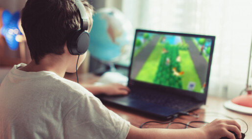 Gutter som spilte dataspill jevnlig, hadde lavere risiko for depresjon