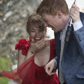 Ifølge en dansk forsker har vi fra naturens side en tilbøyelighet til å elske filmer som handler om å finne og miste kjærlighet. Her fra filmen About Time. (Foto: United International Pictures)