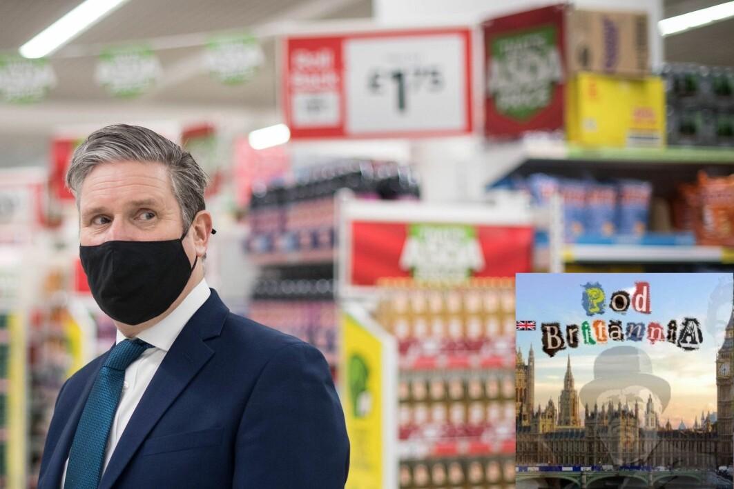 Keir Starmer tiltrådte noen uker inn i pandemien, som så langt har preget hele hans virke som partileder