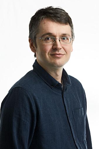 - Det kan være flere årsaker til at IQ-en faller, sier forsker Ole Røgeberg ved Frischsenteret. (Foto: