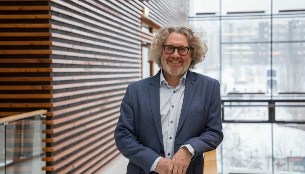 Finansprofessor Dagfinn Rime ved Handelshøskolen BI stusser over bitcoins ekstreme prisstigning