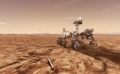 Hvorfor skal NASAs nye rover legge igjen små rør med Mars-jord på overflaten?