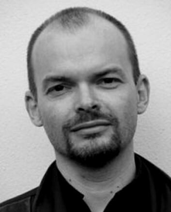 Asbjørn Dyrendal er religionshistoriker og har forsket mye på konspirasjonskultur. (Foto: NTNU)