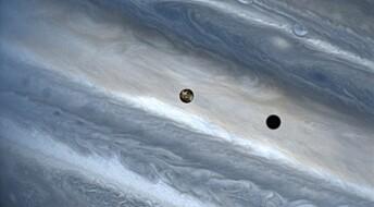 Jupiter neste for Europa