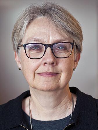 Anne Eriksen, professor i kulturhistorie ved Universitetet i Oslo.