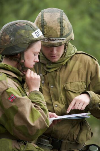 For myndighetene er det viktig å bruke forsvarsindustrien til å styrke kapasiteten til norske bedrifter med tanke på å levere til det hjemlige forsvaret. (Foto: Forsvarets mediesenter/Torstein Liene)