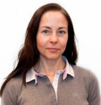 Annakarin Olsson er sykepleier og lege. (Foto: HIG)