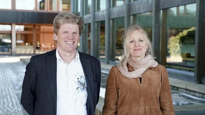Bjørn Bolstad og Eli Tronsmo møtes til samtale om hva profesjonsfellesskap blant lærere er og hvorfor det er viktig.