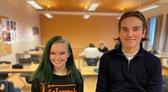 Valg av videregående: – Ikke vær redd for å snakke om karriere til tenåringer