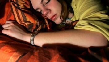 Hvilken temperatur er best å sove i?
