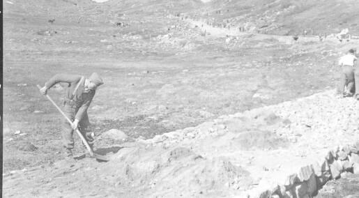 – Den tyske hæren var helt avhengig av hjelp bak fronten
