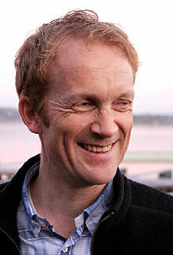 Finn-Arne Weltzien. (Foto: Torkil Marsdal Hanssen)
