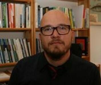 Christer Hyggen. (Foto: Elin Fugelsnes)