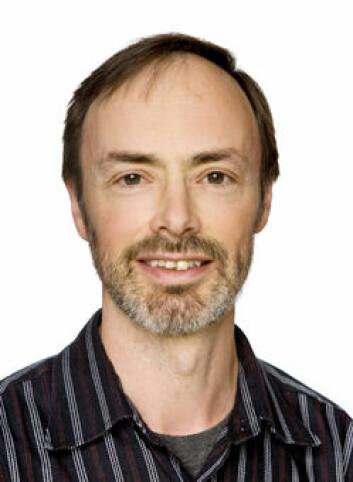 Forsker Anders Barstad ved SSB. (Foto: Studio Vest)