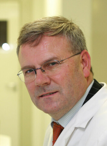 Professor Declan Naughton (Foto: Kingston University London)