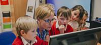 Nye krav til læreren når klasserommet er fullt av teknologi