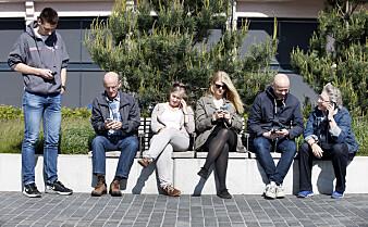 Ti prosent av oss orker ikke følge med på nyheter