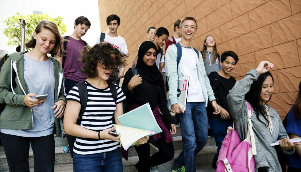 En studie viser at det kan virke som at ungdom med innvandrerbakgrunn har stort behov for en følelse av tilhørighet for å unngå psykiske problemer.