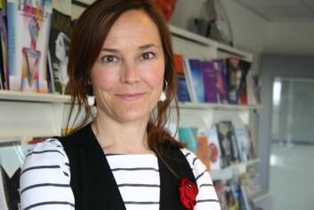 Marianne Inez Lien. (Foto: Ida Irene Bergstrøm)