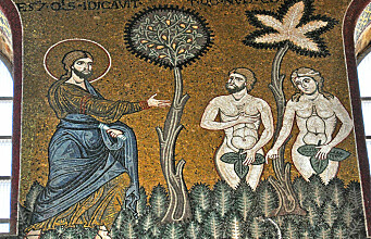 Adam blaming Eve in the Garden of Eden laid the foundations for our modern-day legal system
