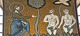 Da Adam skyldte på Eva, ble grunnlaget for dagens rettssystem lagt