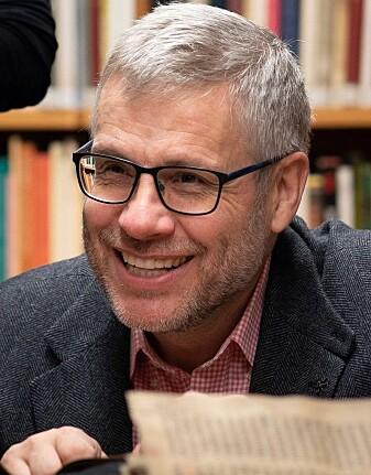 Anders Winroth har studert middelalderjuristen Gratians arbeid gjennom flere år med forskning.