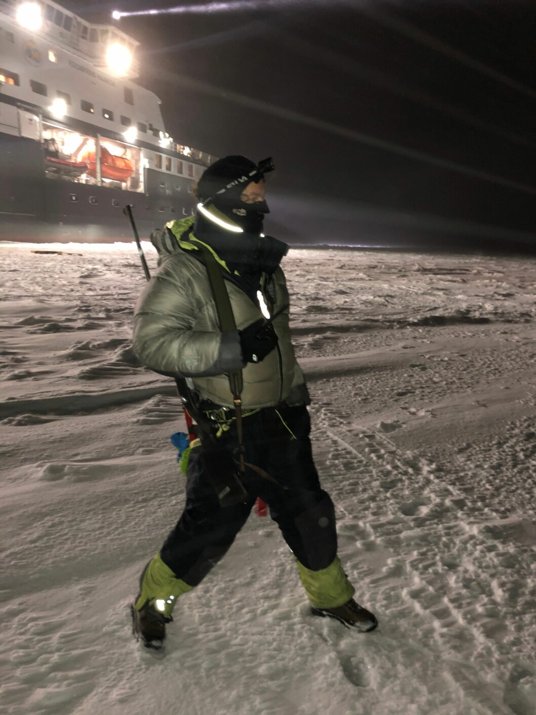 Foto: Øyvind Breivik, MET