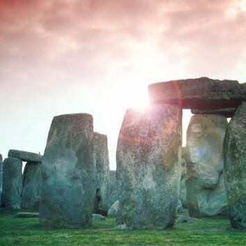 Stonehenge beholder sin plass som et viktig sted for rituelle handlinger, men var omkranset av flere monumenter. (Foto: Clipart)
