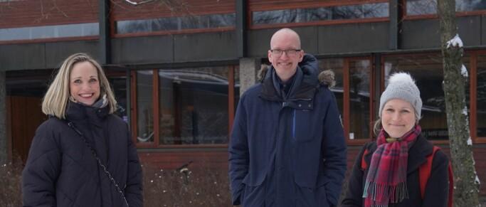 Hør Anne Maria Eikeset, Fred Espen Benth og Elina Melteig i denne episoden av podcasten Universitetsplassen.