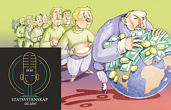 Samfunnsansvar og kapitalisme: en vandrende motsetning?