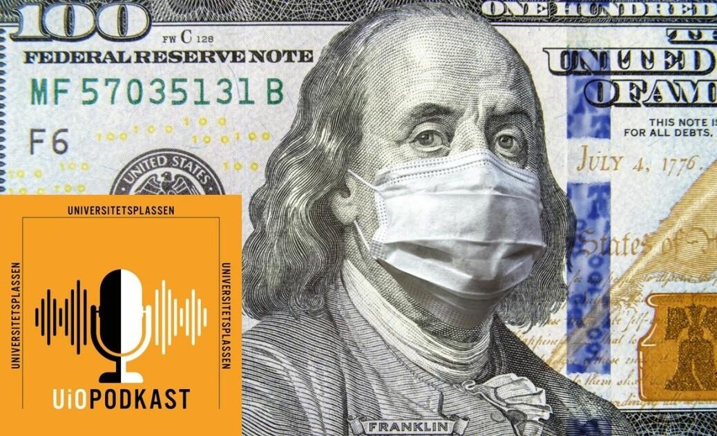 Da pandemien brøt ut, var det ventet at dette kom til å påvirke økonomien.