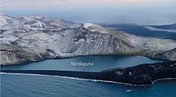 Fisk innesperret i 300 år etter vulkanutbrudd