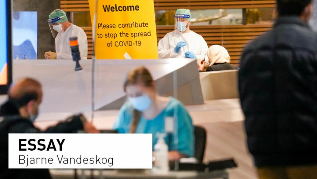 Den norske håndteringen av koronapandemien har ikke vært spesielt god