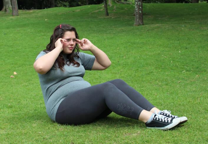 Etter en slankekur er det svært vanskelig å holde vekta nede. Flere mekanismer i kroppen jobber hardt for å få kiloene på igjen. (Foto: (Illustrasjonsbilde: Microstock))