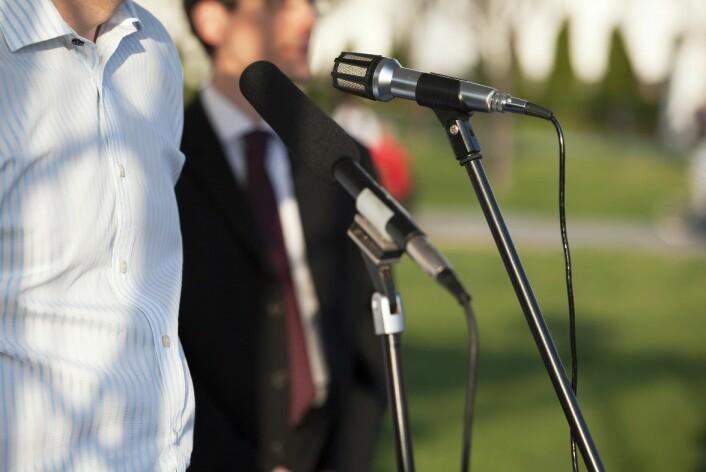 Redaktører mener PR-rådgivere påvirker den frie pressen. (Foto: Wellphoto)