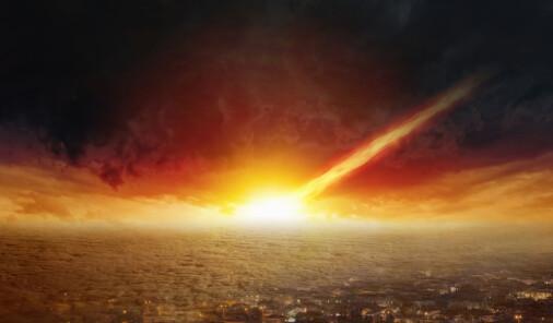 Asteroide-støv gir nytt bevis for at dinosaurene døde av kjempesmell