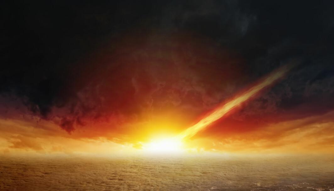 Asteroidestøv på åstedet knytter krateret til masseutryddelsen for 66 millioner år siden, mener forskere.