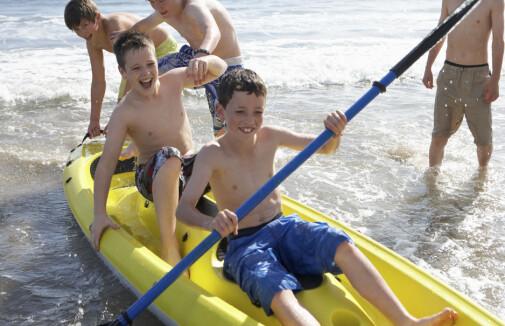 Lav vekt hos gutter forsinker puberteten