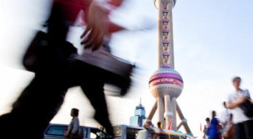Business i Kina betyr relasjoner