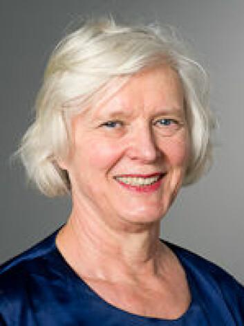 """Britt-Ingjerd Nesheim"" (Foto: Universitetet i Oslo)"